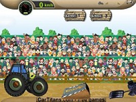 Jumping Rednecks | Free Online Truck Games | Minigames