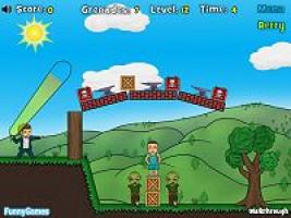 zomblower free online 1 player games minigames