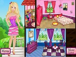 Barbie House Decor
