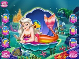 1c7d5b85dfa Elsa Mermaid Queen